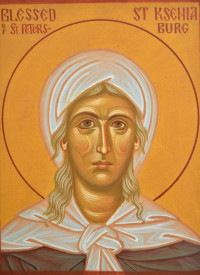St Ksenia of Petersburg