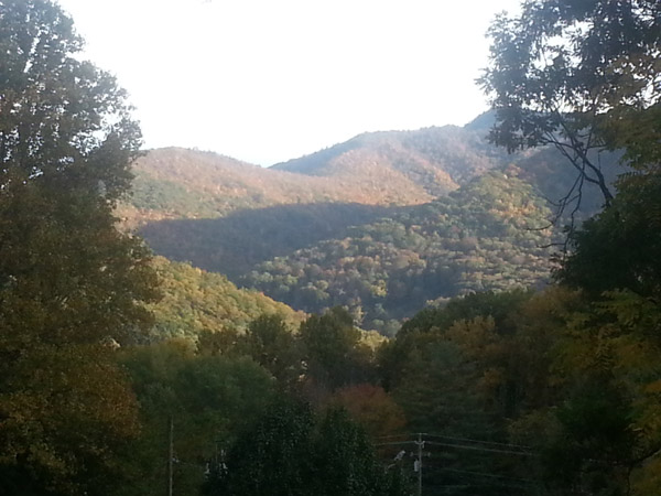 Smoky Mountains Maggie Valley North Carolina