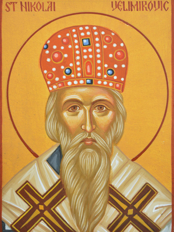 St. Nikolai Velimirovićof Žiča