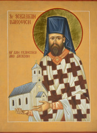 St. Sebastian Dabovich of San Francisco and Jackson